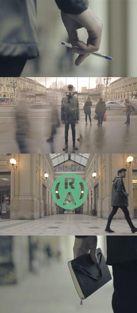 RA baner