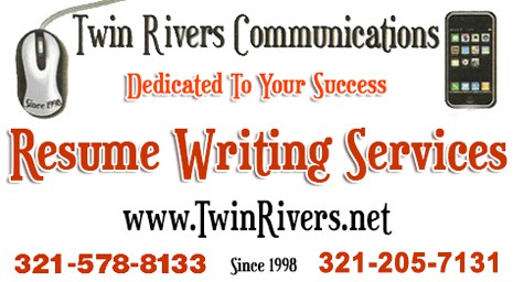 Resume Writing Cape Canaveral