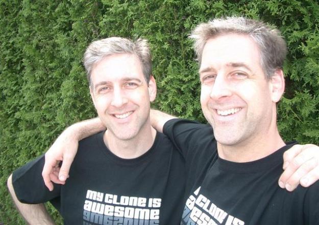 Twin clones