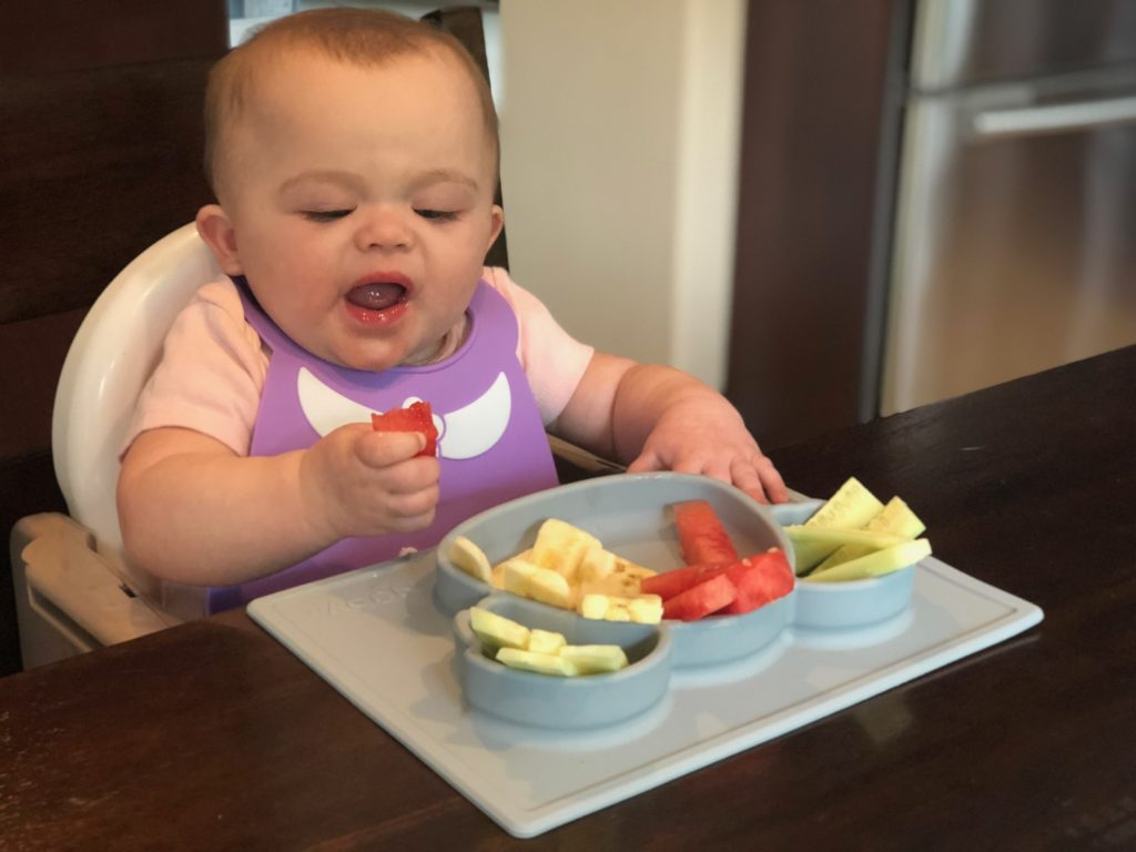 baby led weaning tips with nuby from a new mom