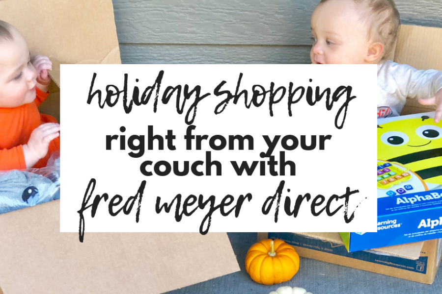 Make holiday shopping effortless and easy. Shop right from your couch this holiday season for everything on your christmas lists thanks to fred meyer direct. #AD @FredMeyer