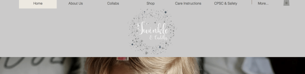 Shop small this holiday season with Twinkle and Cuddles
