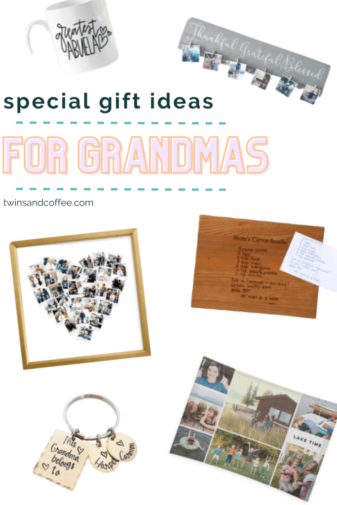 special gifts for grandma