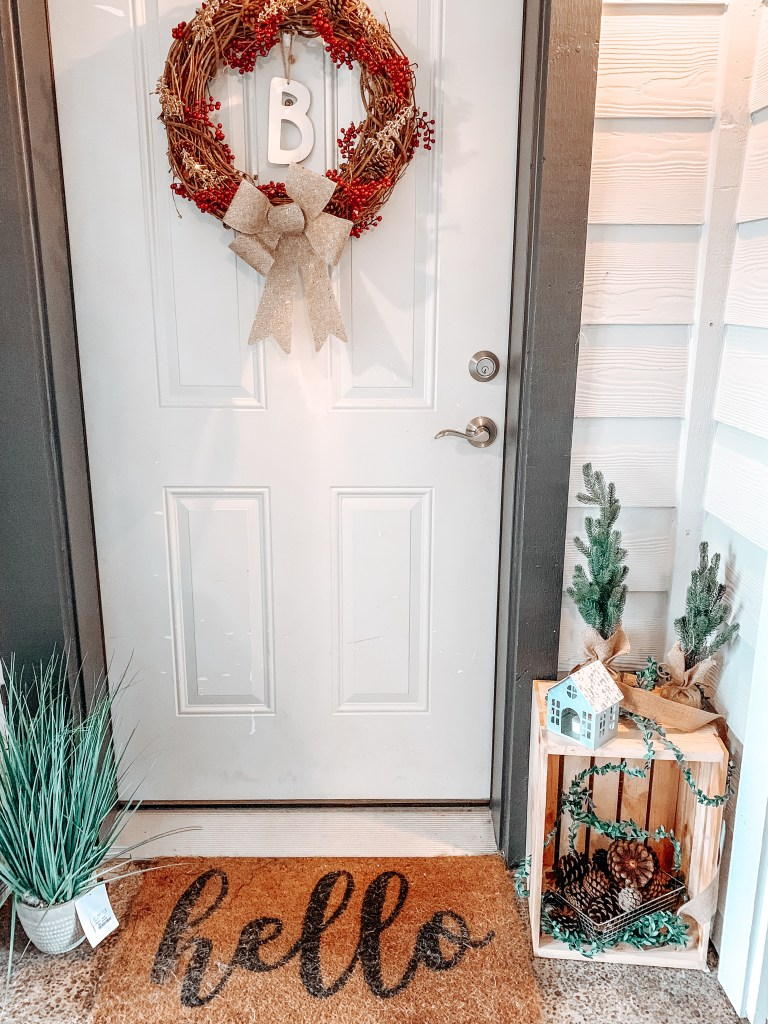 toddler proof christmas decorating