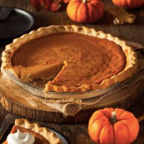 Protein-Packed Pumpkin Pie