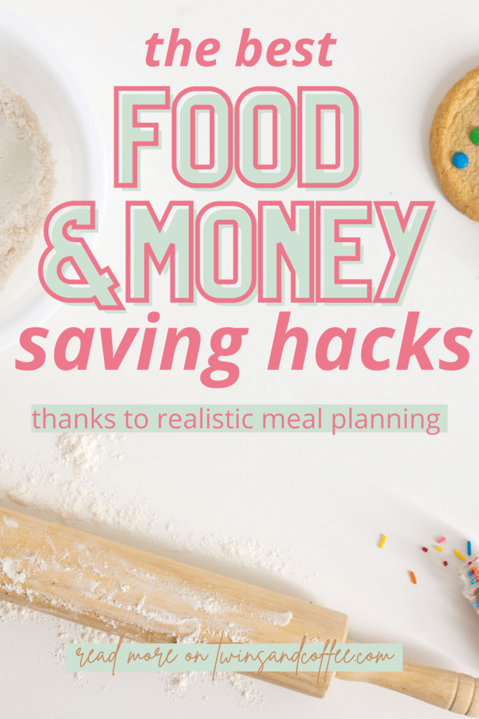 simple meal planning tips to save money and food