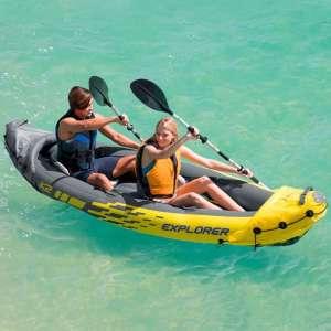 comprar kayak hinchable decathlon