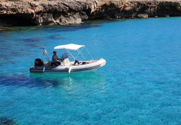 neumática de alquiler en Ciutadella de Menorca
