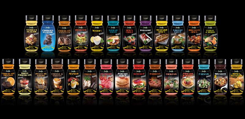 Distribuidor salsas servivita