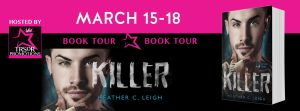 killer book tour