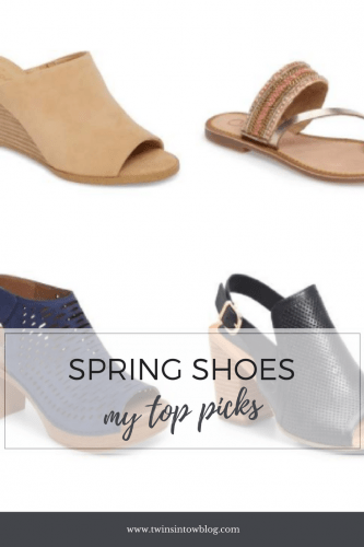 Spring Shoes: My Top Picks From Nordstrom (Plus, Reward Members Earn Triple Points Now-March 25th!)