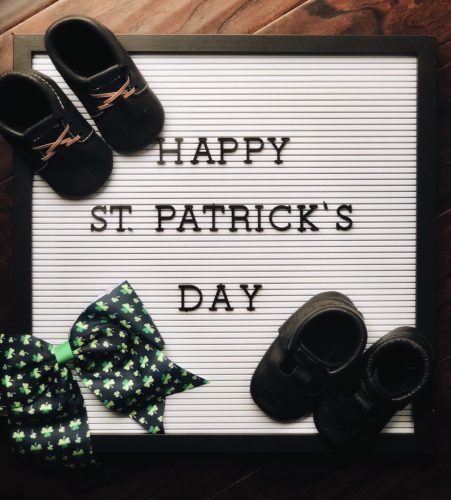 St. Patrick's Day Freshly Picked Giveaway