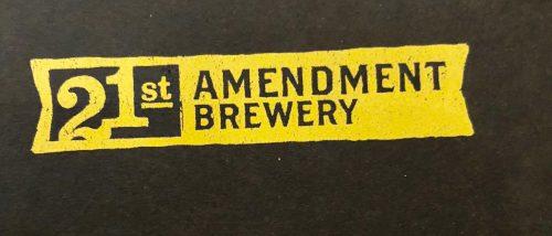 21st amendment brewery san francisco