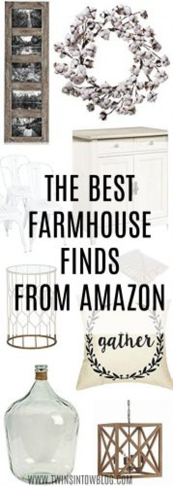 Farmhouse decor from amazon
