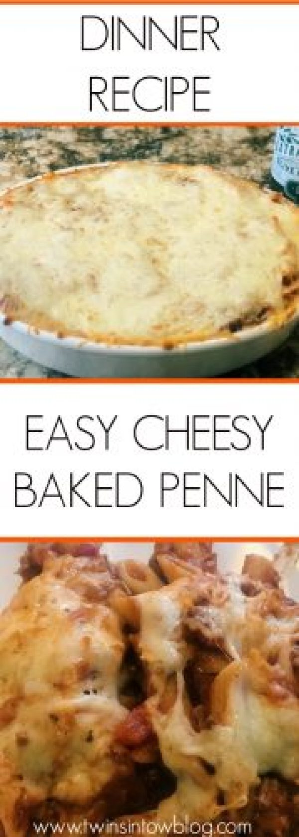 baked penne