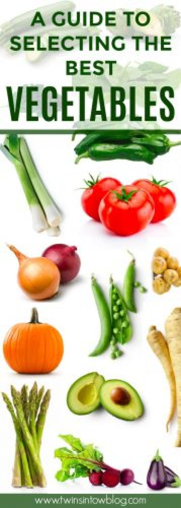 buying the best vegetables