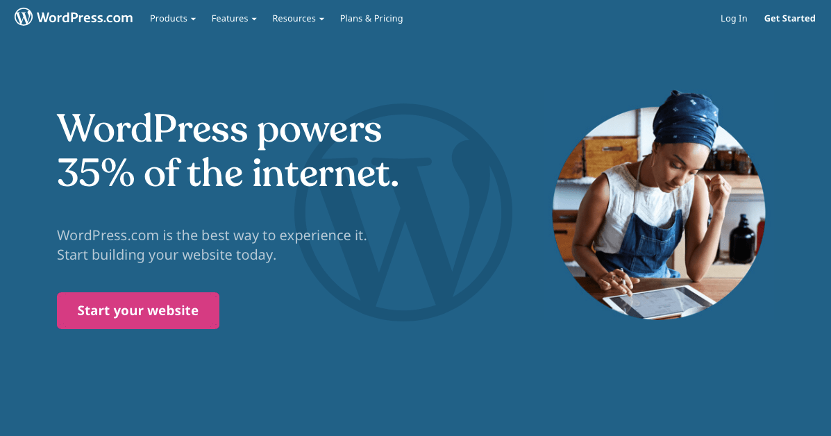 how to start a wordpress blog in 10 easy steps
