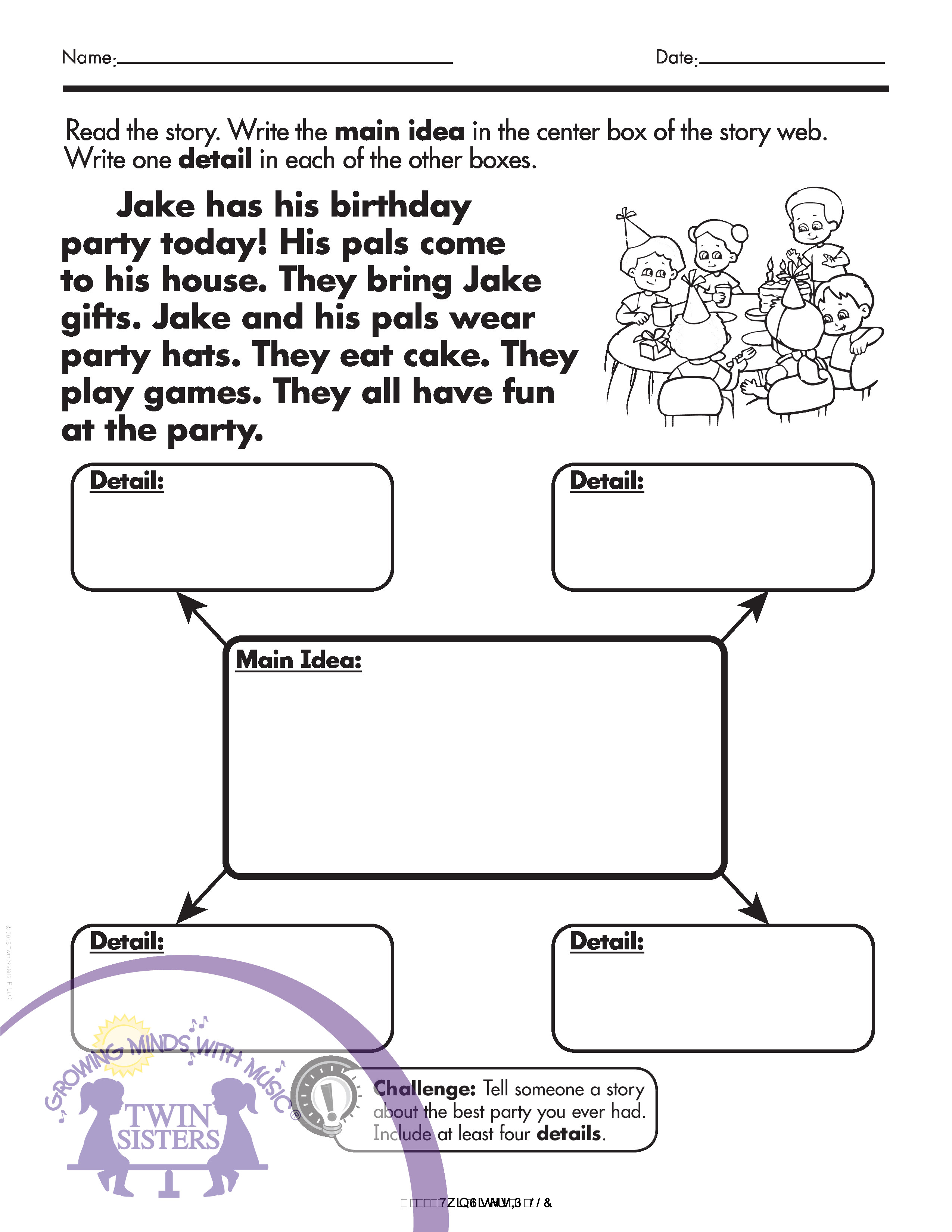 2nd Grade Reading And Writing Reading Process And