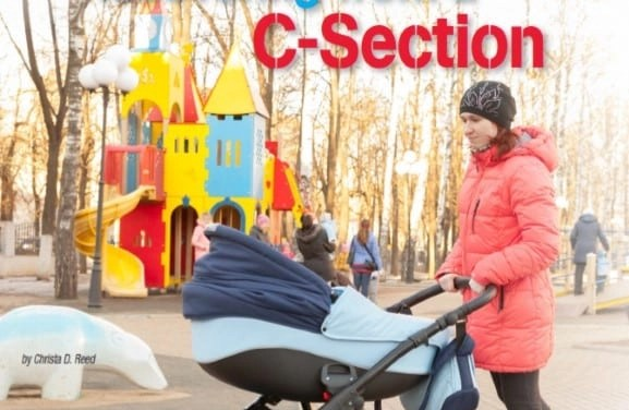 Tips on Recovering from a C-Section