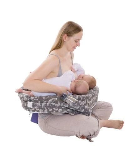 12 Tips for Breastfeeding Twins