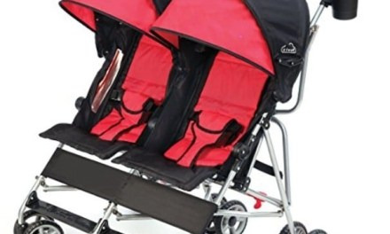 The Best Umbrella Stroller for Twins