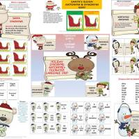Holiday Synonyms, Antonyms, and Figurative Language