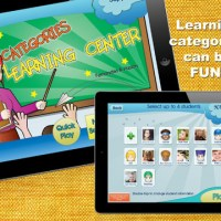 APP GIVEAWAY AND REVIEW: Categories Learning Center