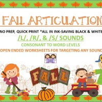 FALL ARTICULATION l, s, r plus open ended pages (1)