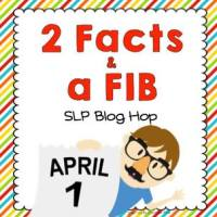 Two Facts & A Fib Blog Hop