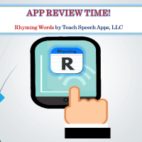 Review & Giveaway For Rhyming Words by Teach Speech Apps, LLC