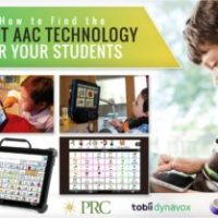 GUEST POST: How to Find the Right AAC Technology for Your Students
