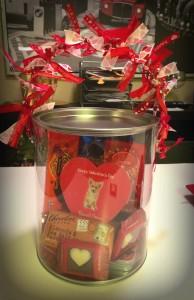 Boyfriend Gift Idea by Twinspiration: http://twinspiration.co/chipboard_scrapbook/