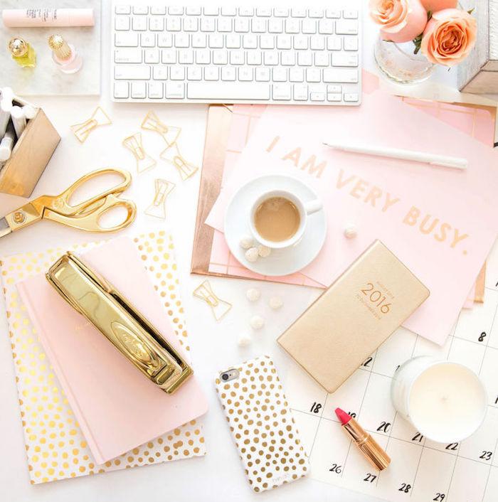 Best Gold Desk Accessories