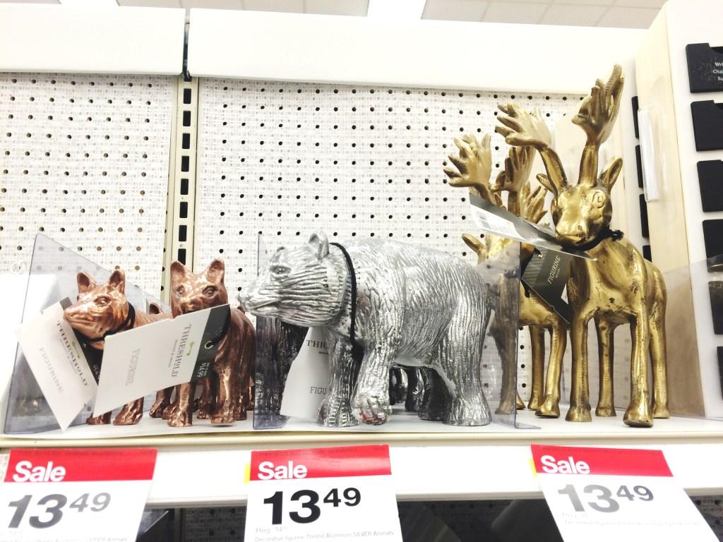 Target Threshold Metallic Animals