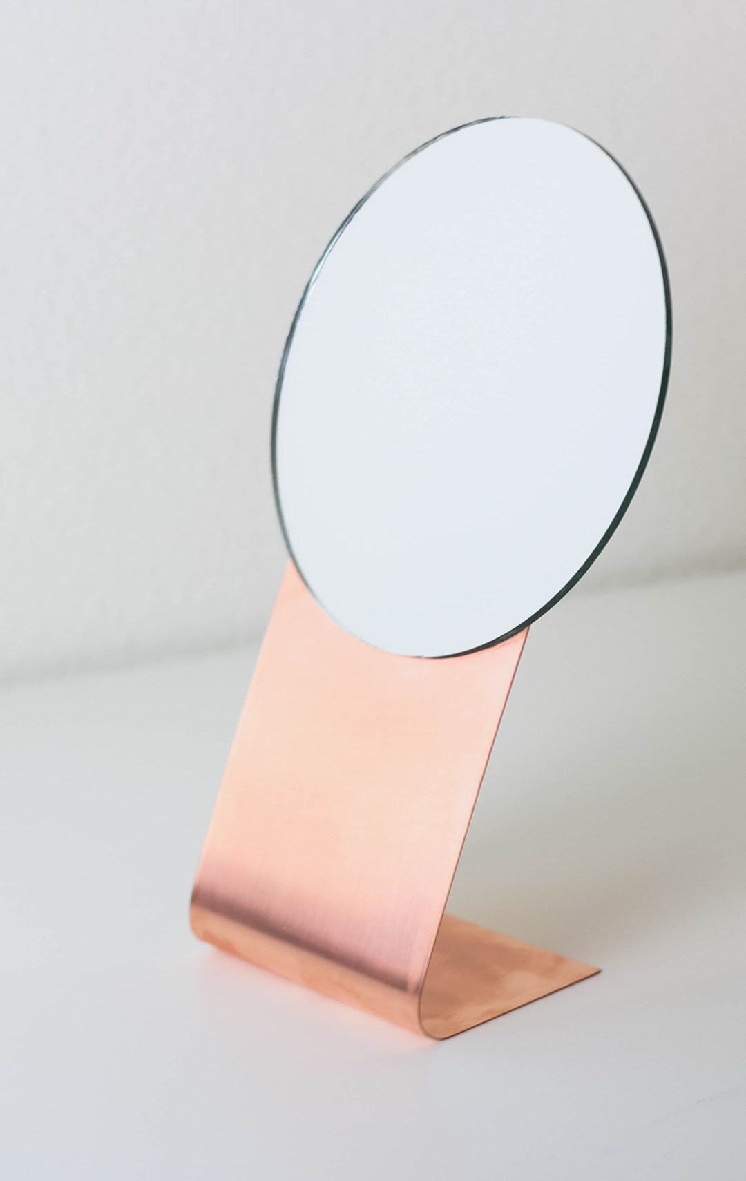 DIY Copper Mirror by Twinspiration