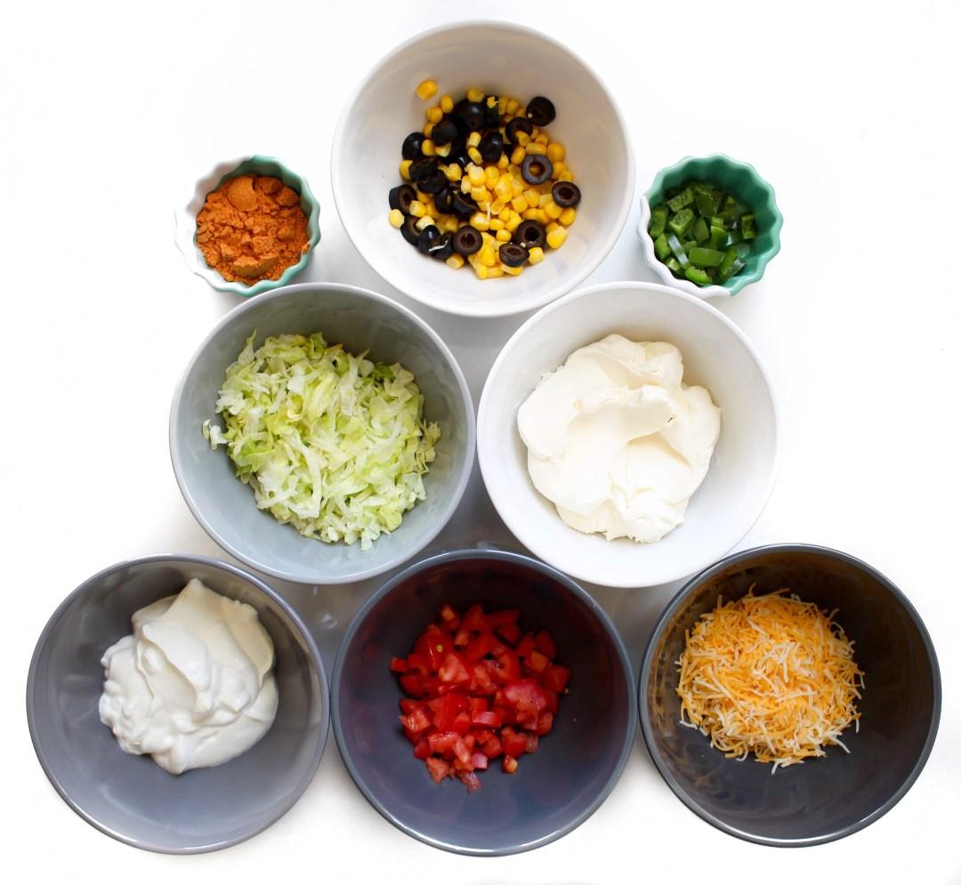 Easy Taco Dip | Twinspiration