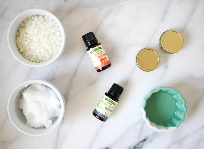 DIY Stress Relief Balm | Twinspiration
