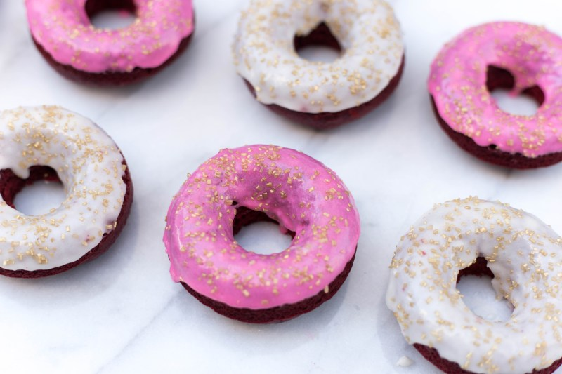 Easy Cake Donuts | Twinspiration