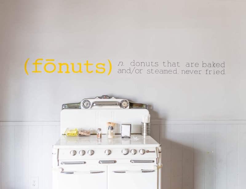 Sweet Eats: Fonuts | Twinspiration
