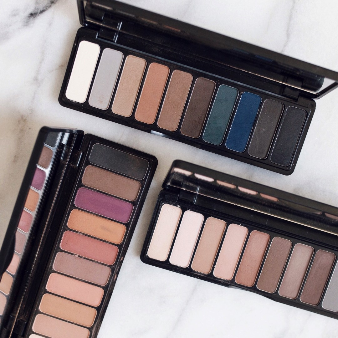 elf Holy Smokes Palette Review | Twinspiration