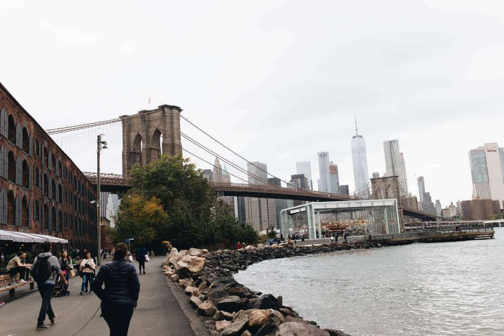 NYC Trip Recap | October 2017 - Dumbo