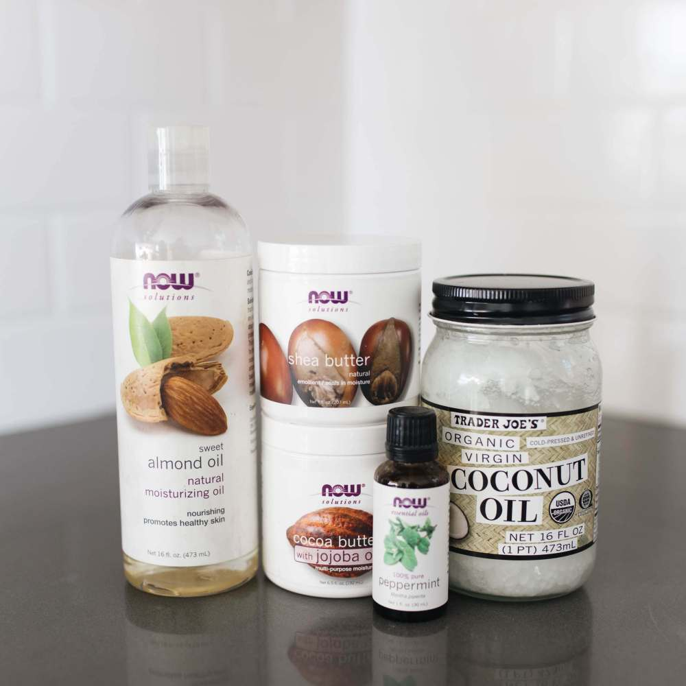 DIY Simple Body Butter | Twinspiration