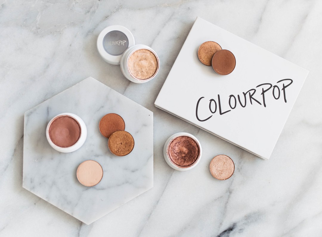 Best Everyday ColourPop Shadows | Twinspiration