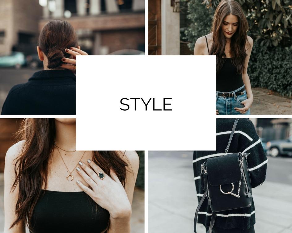 STYLE | Twinspiration
