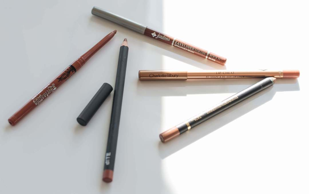 Best Nude Lip Liners | Twinspiration