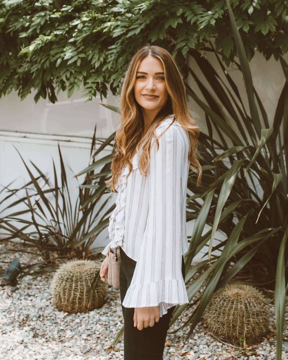 Lightweight Blouse for Summer | Twinspiration
