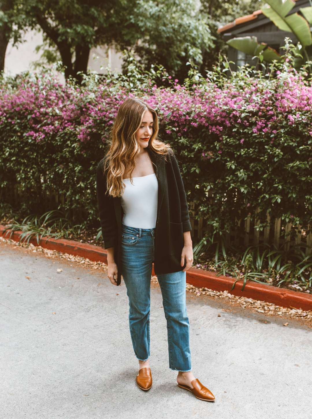 The Lightweight Blazer You Need For Spring | Twinspiration