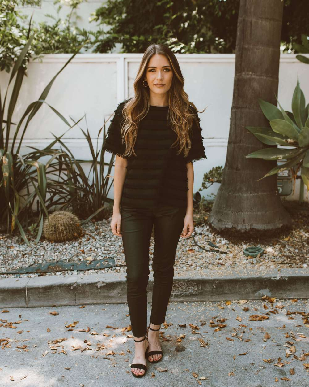 All Black Date Night Outfit | Twinspiration