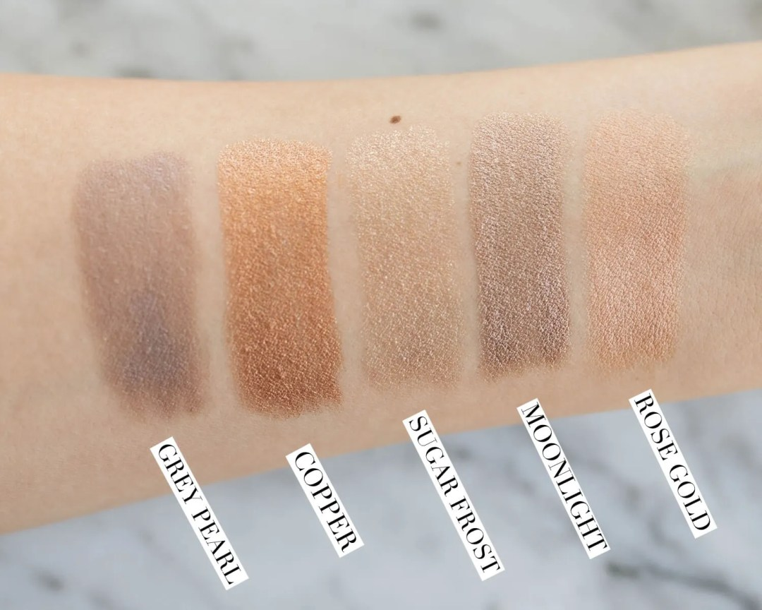 Laura Mercier Caviar Stick Eye Shadow Review Swatches
