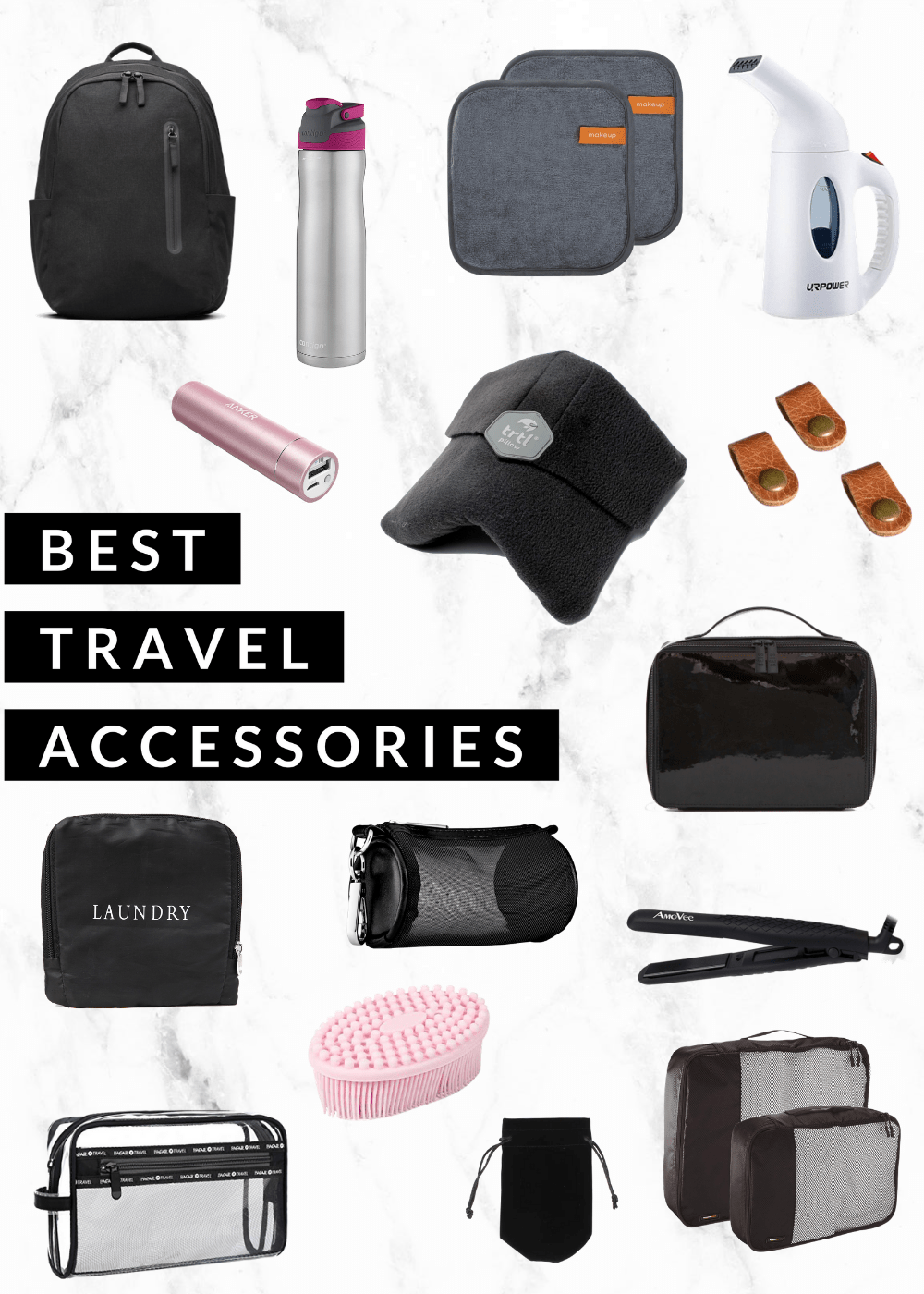 Best Travel Accessories | Twinspiration